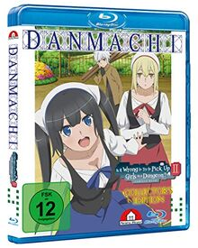 DanMachi - Is It Wrong to Try to Pick Up Girls in a Dungeon? - Staffel 2 - Vol.4 - [Blu-ray] Collector's Edition