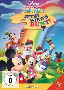 Micky Maus Wunderhaus - Jetzt wird's bunt!