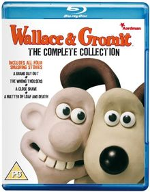 Wallace and Gromit - The Complete Collection [Blu-ray] [UK Import]