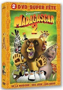 Madagascar 2 - Edition collector double DVD [FR Import]