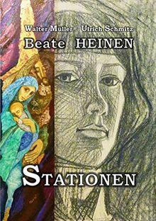 Beate Heinen - Stationen