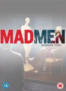 Mad Men - Season 5 [3 DVDs] [UK Import]