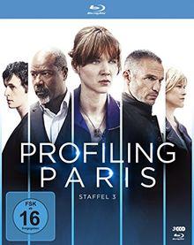 Profiling Paris - Staffel 3 [Blu-ray]