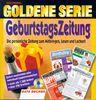 Goldene Serie. GeburtstagsZEITUNG. CD- ROM für Windows