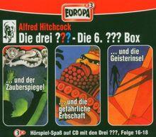Folge 06/3er Box - Folge 16-18von Die Drei Fragezeichen