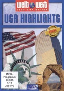 USA Highlights mit Bonusfilm Hawaii (Reihe: welt weit) 1 DVD, Gesamtlänge: ca. 89 Minuten
