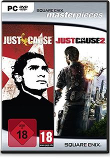 Square Enix Masterpieces: Just Cause Collection