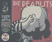 Die Peanuts Werkausgabe, Band 6: 1961-1962