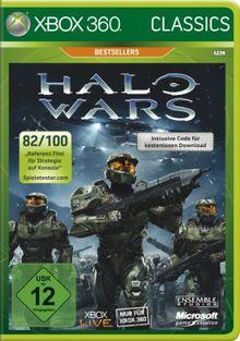 Halo Wars XBox 360 Classics