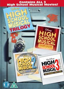 High School Musical 1-3 [UK Import]