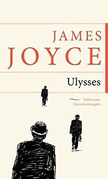 Ulysses (Anaconda Weltliteratur Dünndruckausgabe)
