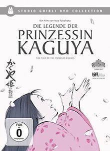 Die Legende der Prinzessin Kaguya [Special Edition] [2 DVDs]