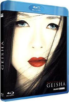 Mémoires d'une geisha [Blu-ray] [FR Import]