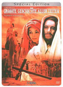 Die größte Geschichte aller Zeiten (Steelbook) [Special Edition] [2 DVDs]