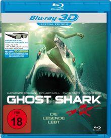 Ghost Shark - Die Legende lebt - Uncut [3D Blu-ray] [Special Edition]
