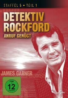 Detektiv Rockford - Staffel 5.1 [3 DVDs]