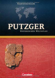 Kartenausgabe: Atlas mit Register