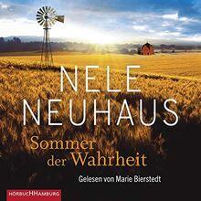 Nele Neuhaus: Sommer der Wahrheit: 6 CDs (Sheridan-Grant-Serie, Band 1)