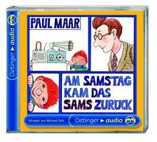 Am Samstag kam das Sams zurück. CD: Hörspiel