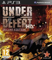 NEW & SEALED! Under Defeat HD Deluxe Sony Playstation 3 PS3 Game UK PAL