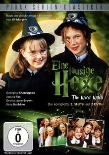 Eine lausige Hexe - Die komplette 2. Staffel der Kultserie (Pidax Serien-Klassiker) [2 DVDs]