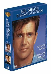 Mel Gibson Romance Box-Set (Forever Young & Was Frauen wollen, 2 DVDs)