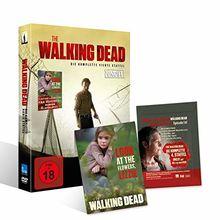 The Walking Dead - Die komplette vierte Staffel - UNCUT - Flower Fan-Version - limitiert [5 DVDs]