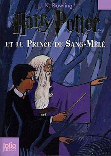 Harry Potter 6 et le prince de sang-melé (Harry Potter (French))