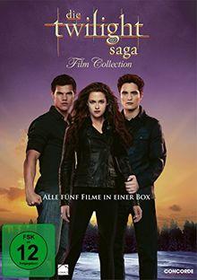 Die Twilight Saga - Film Collection [5 DVDs]