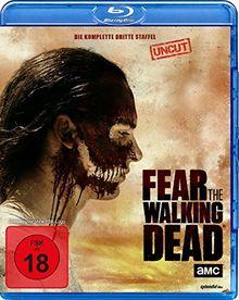 Fear the Walking Dead - Die komplette dritte Staffel - Uncut [Blu-ray]