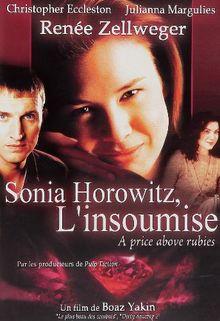 L'Insoumise (Sonia Horrowitz)