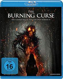 The Burning Curse [Blu-ray]