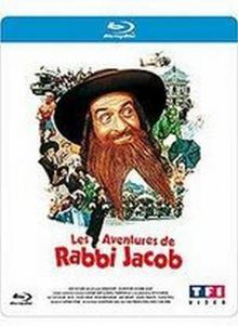 Les aventures de rabbi jacob [Blu-ray]