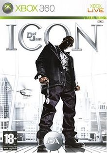 Third Party - Def Jam Icon Occasion [ Xbox 360 ] - 5030931055270