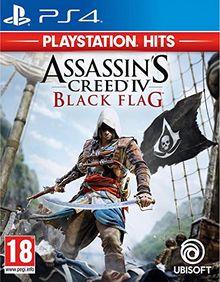 A. C. 4 Black Flag PS HITS PS4