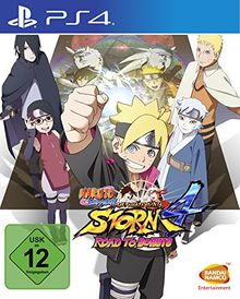 Naruto Shippuden Ultimate Ninja Storm 4: Road to Boruto - [Playstation 4]