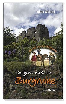 Die geheimnisvolle Burgruine: Die vier von der Ponybande Bd. 1