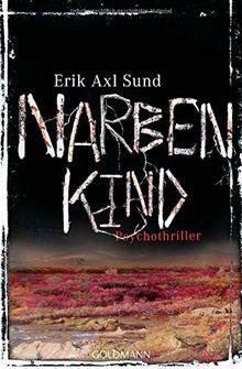 """Narbenkind: Band 2 der """"Victoria-Bergman-Trilogie"""" - Psychothriller"""