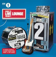 Radio 1's Live Lounge, Volume 2