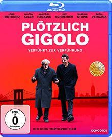 Plötzlich Gigolo [Blu-ray]