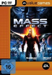 Mass Effect [EA Value Games]