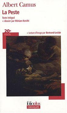 Peste (Folio Plus Classique)