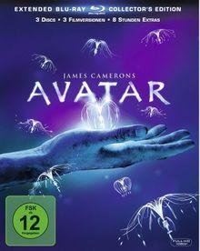 Avatar - Aufbruch nach Pandora (Extended Collector's Edition) [Blu-ray]