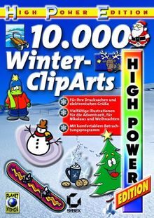 10.000 Weihnachts Cliparts