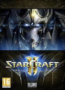 Starcraft 2 : Legacy of the Void Jeu PC
