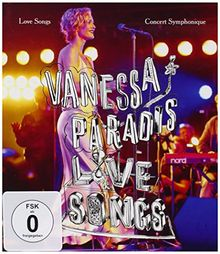 Vanessa Paradis - Love Songs - Concert Symphonique [Blu-ray]