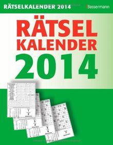 Rätselkalender 2014
