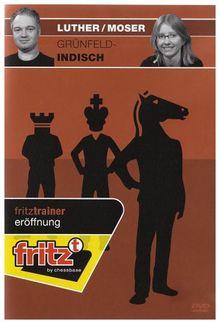 Grünfeld-Indisch, 1 DVD-ROM Für Windows XP, Vista. 240 Min.