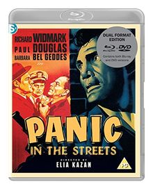 Panic in the Streets [Dual Format] [Blu-ray] [UK Import]