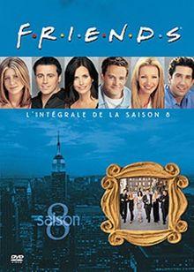 Friends - L'Intégrale Saison 8 : Épisodes 1 à 24 - Édition 3 DVD